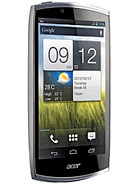 Android telefon Acer CloudMobile S500