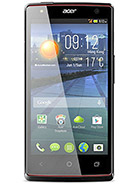 Android telefon Acer Liquid E3 Duo Plus