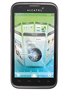 Android telefon Alcatel OT-995