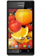 Android telefon Huawei Ascend P1