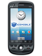 Android telefon Icemobile Crystal