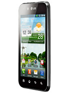Android telefon LG Optimus Black P970