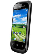Android telefon Maxwest Astro JR