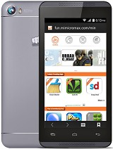 Android telefon Micromax Canvas Fire 4 A107
