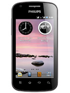 Android telefon Philips W337