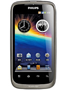 Android telefon Philips W632