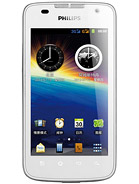 Android telefon Philips W6350