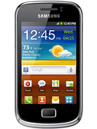 Android telefon Samsung Galaxy mini 2 S6500