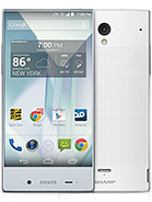 Android telefon Sharp Aquos Crystal