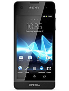 Android telefon Sony Xperia SX SO-05D