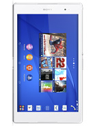 Android telefon Sony Xperia Z3 Tablet Compact