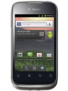 Android telefon T-Mobile Prism