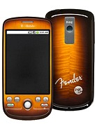 Android telefon T-Mobile myTouch 3G Fender Edition